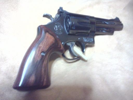 S&W M29-2