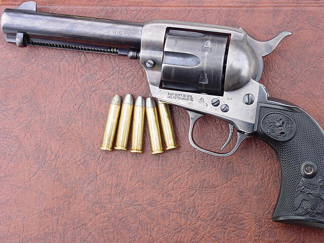 6 The Colt Single Action Army 1st Generation Sixguns