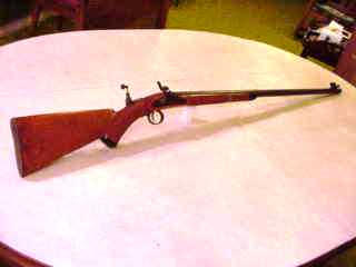 German Rifle 3